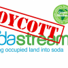 Boycott Supports Just Peace in Palestine and Israel