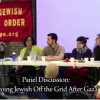 Videos from 'Doing Jewish Off the Grid: Politics, Identity, Spirituality'