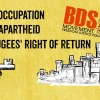 Letter in Ottawa Citizen: In Defense of the BDS Movement