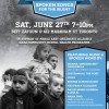 "IJV Canada presents ""Gaza – spoken songs for the silent"""