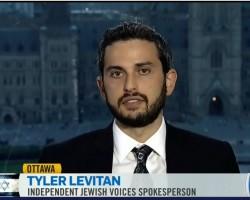 Tyler Levitan – Speaks truth to power on CTV