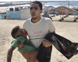 """I am a Jew. Stop Killing Babies in Gaza."""