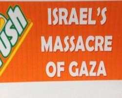 GAZA- Signez la Lettre au NPD / Sign the NDP letter