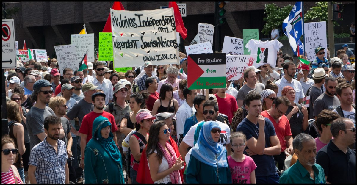 Gaza demo VJI-IJV 8-10-2014 s
