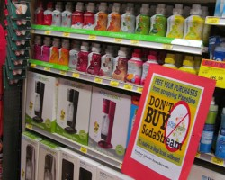 SodaStream May Close Controversial West Bank Factory