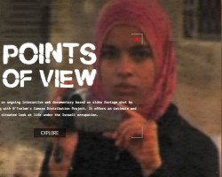Free Speech! Videos by Palestinians at hot spots