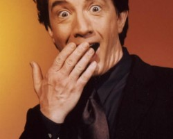 Martin Short: Why entertain for Racism?