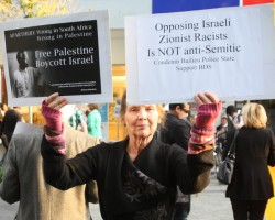 Harper government shameless in linking human rights activism with anti-Semitism