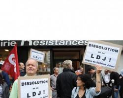 L'établissement à Montréal, de La Ligue de défense juive, un groupe juif terroriste, est dénoncé
