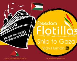 Canadian Politicians: Support Freedom Flotilla III!