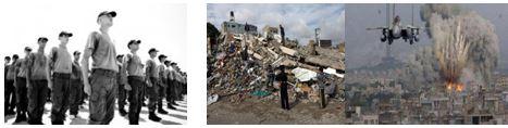 3 pics B israel militarism