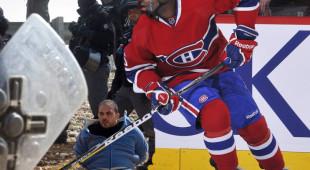 Canadiens de Montréal, mettez le racisme en échec!