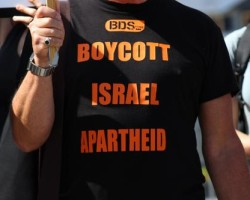 Israel Lobby's War on Boycott Movement Distracts from Reality