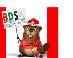 BDS Demands Are As Canadian As Maple Syrup