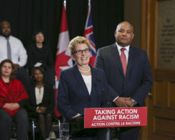 Petition Calling for More Diverse Jewish Voices on the OARD's Anti-Semitism Sub-Committee Presented in the Ontario Legislature