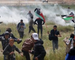 IJV Canada condemns Israel's massacre of 17 Palestinians on Passover and Palestinian Land Day